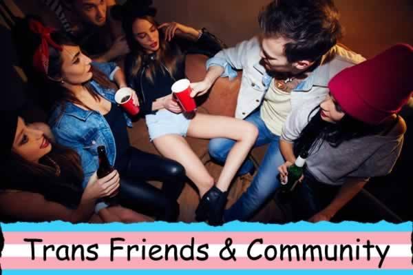 Houston Transgender Friends